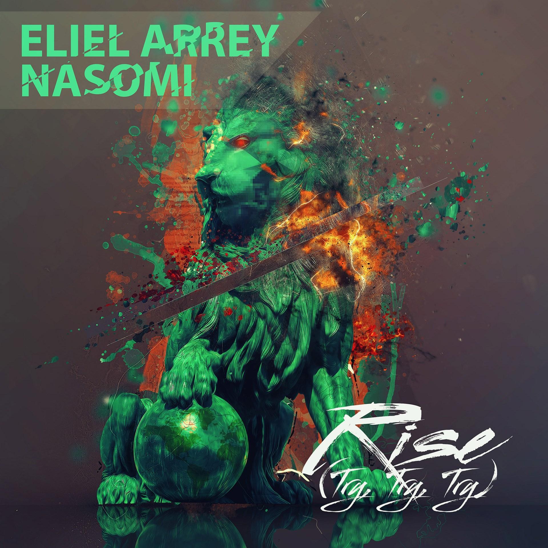 ElArrey feat Nasomi - Rise Album Artwork