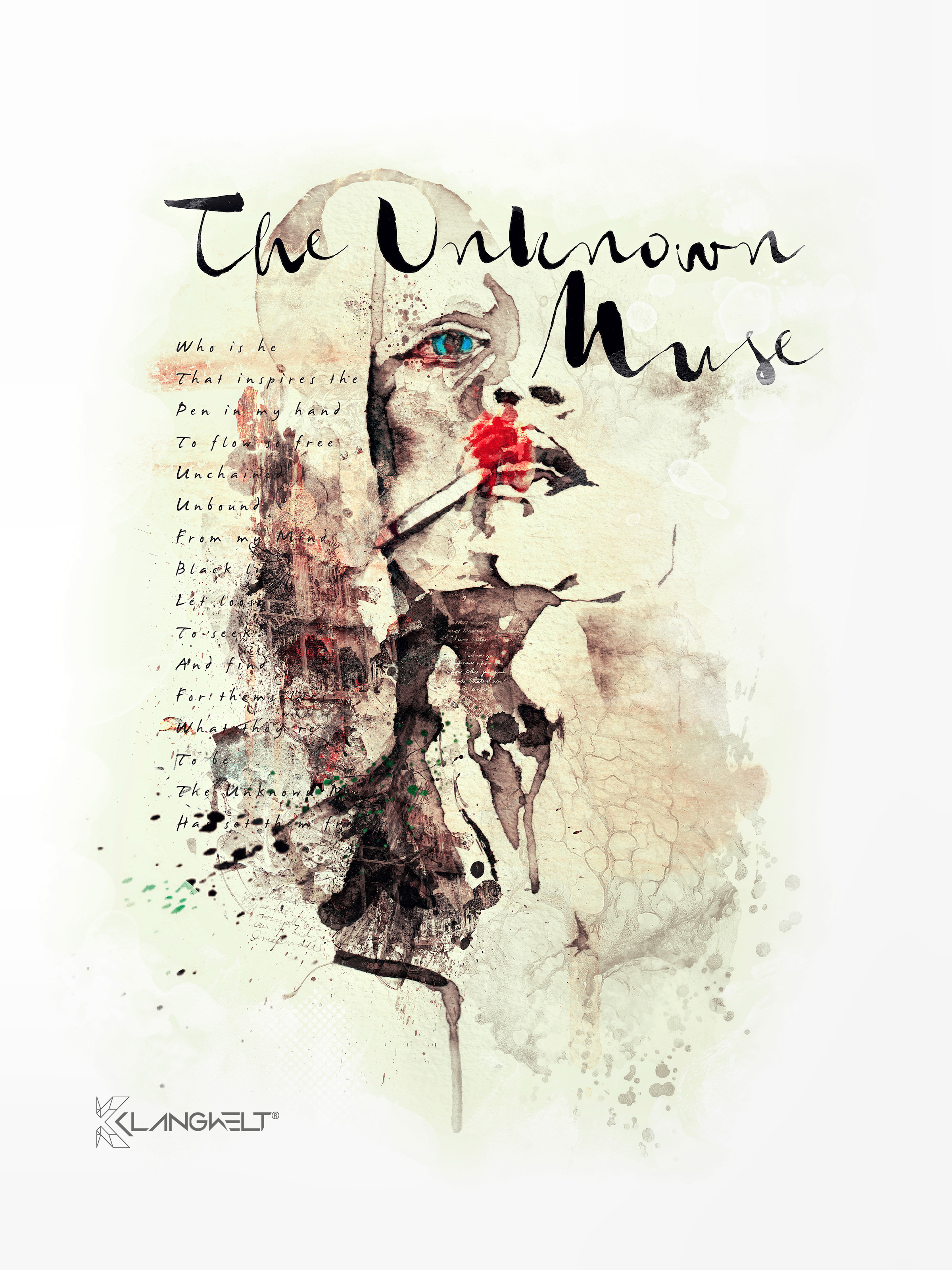 Unknown Muse V artwork painting illustration