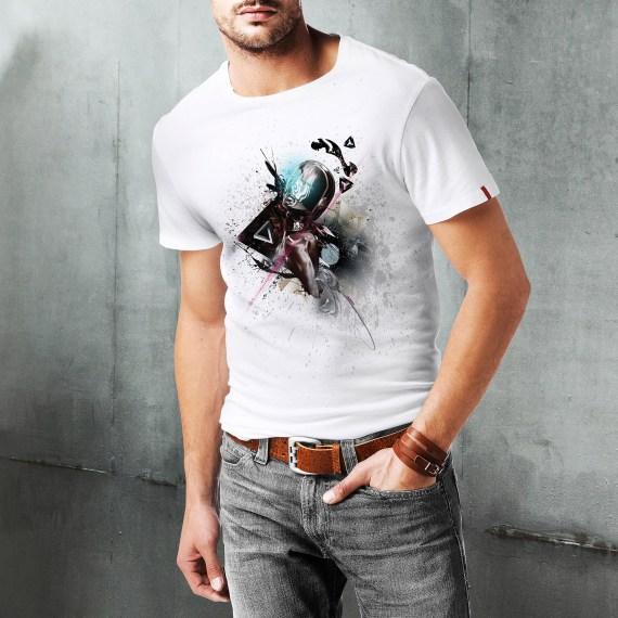 """Wonders"" Men's Graphic Tshirt"