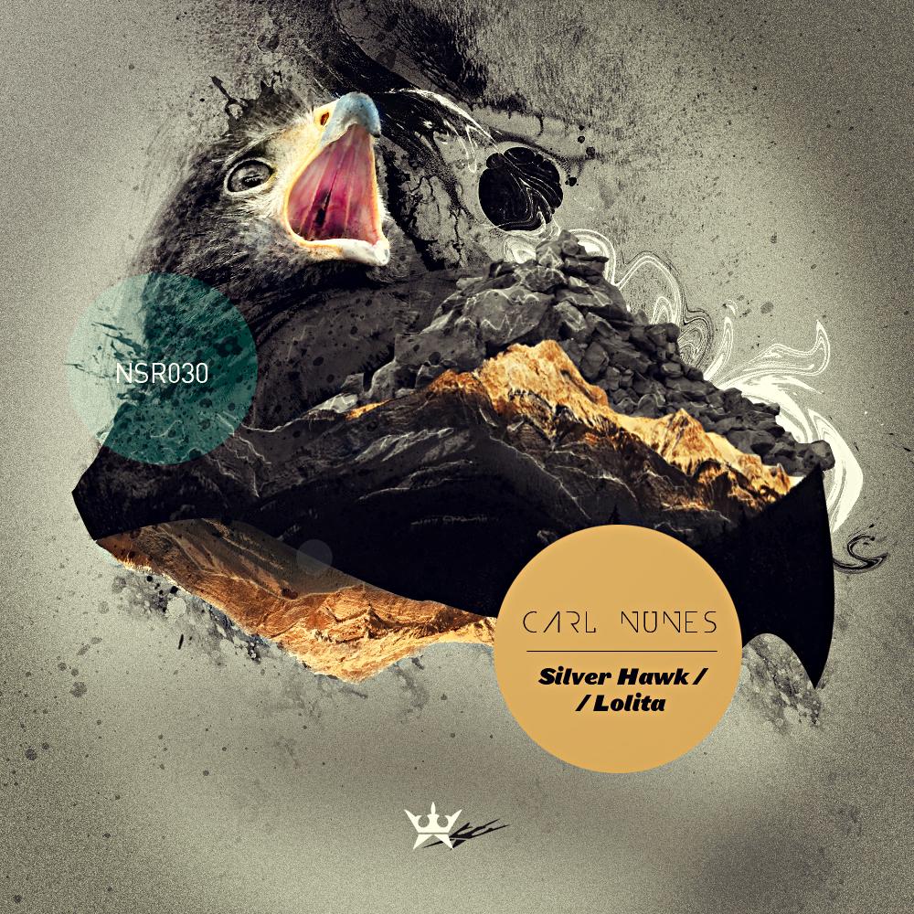 Carl Nunes Silver Hawk / Lolita Album Cover