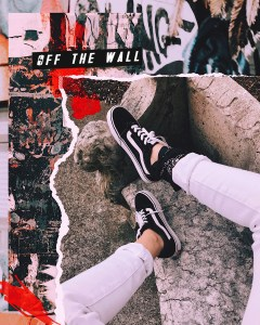 VANS Off the Wall Content Creation