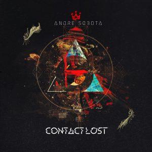 Andre Sobota Contact Lost Album Artwork Cover Design