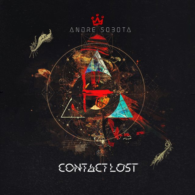 Andre Sobota Contact Lost Album Artwork and Visuals