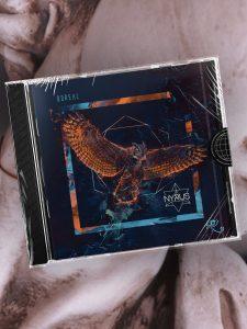 Nyrus Boreal Album Graphic Design
