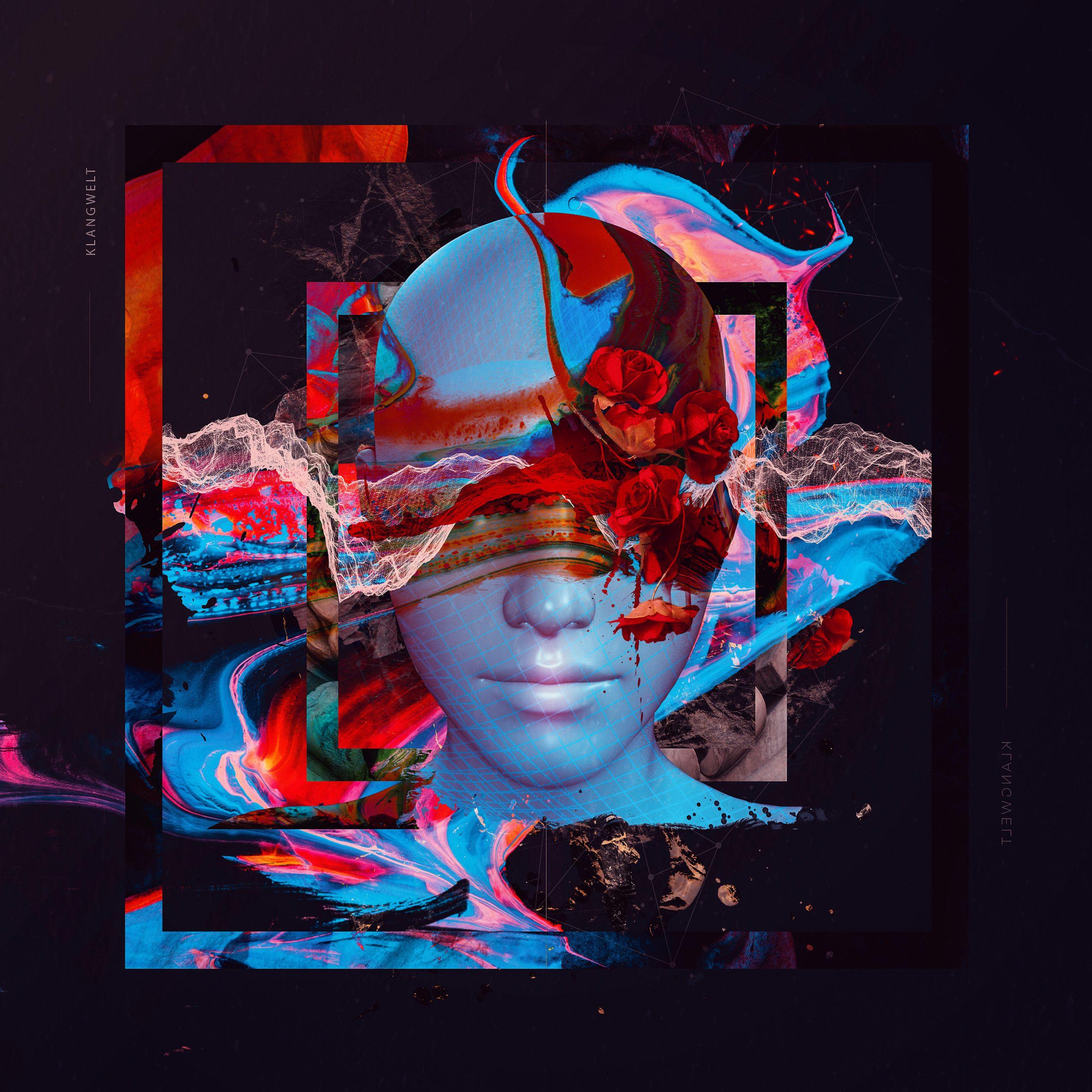 random artist album art cover design KLANGWELT
