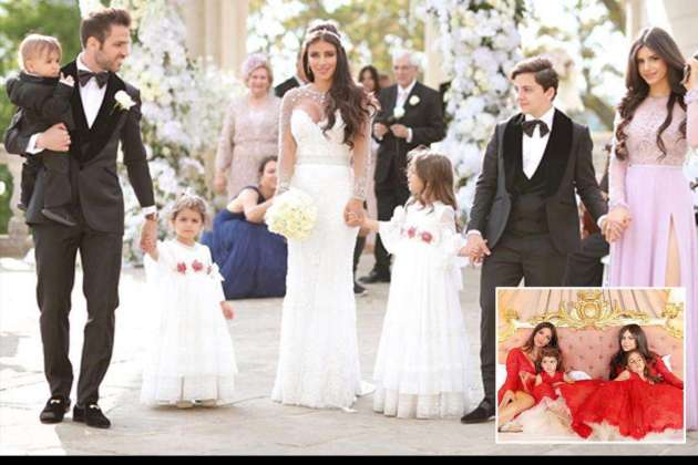 dyshi Futbollisti martohet me partneren 11 vjet më të vjetër (FOTO)