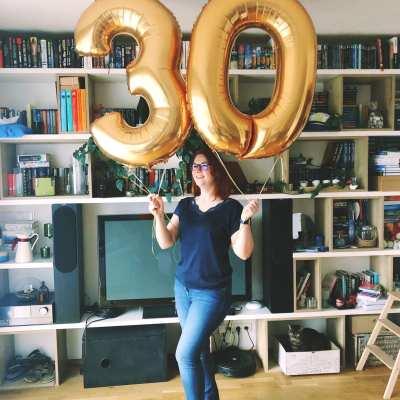 30 věcí, které jsem se naučila za 30 let