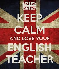 Keep calm and love your English teacher, zdroj: www.keepcalm-o-matic.co.uk