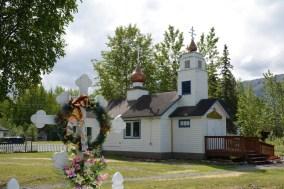 Russisch-orthodoxe Kirche Eklutna
