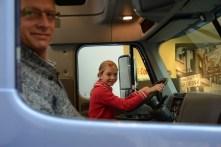 Short Amelie - huge truck