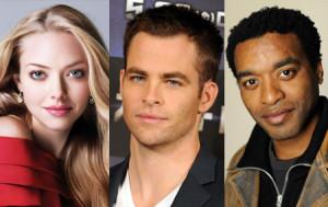 Amanda Seyfried, Chris Pine og Chewitel Ejiofor munu leika í Z for Zachariah fyrir Zik Zak kvikmyndir.