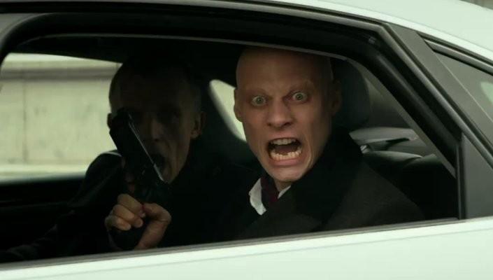 Tómas Lemarquis er Kevin Costner erfiður ljár þúfu í 3 Days to Kill.