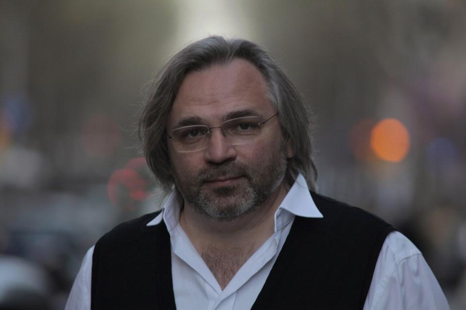 Victor Kossakovsky.