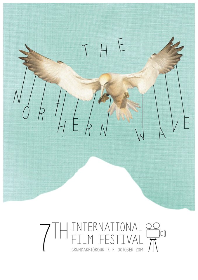 northern wave festival poster 2014