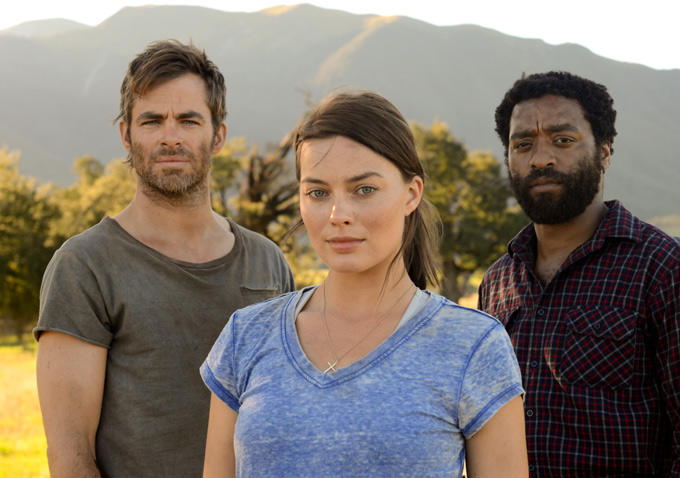 Z for Zachariah: Chris Pine, Margot Robbie og Chiwetel Ejiofor.