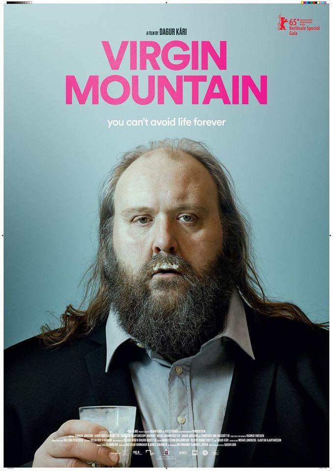 Virgin Mountain - Fúsi poster