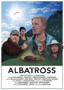 Plakat kvikmyndarinnar Albatross.