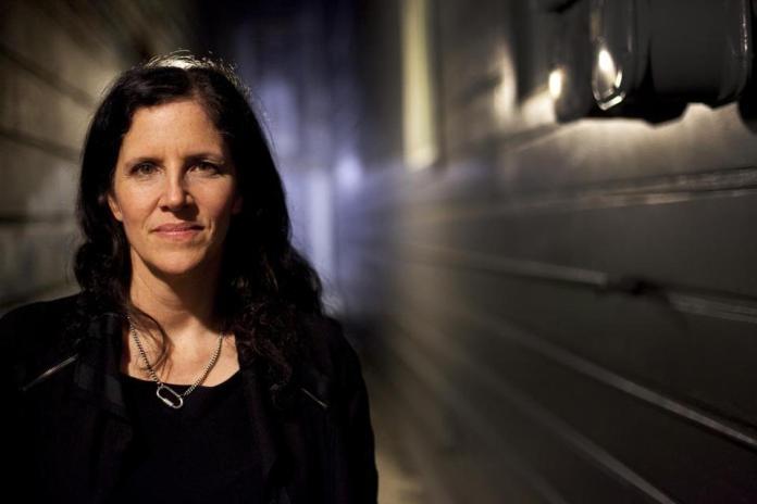 Laura Poitras heimildamyndasmiður og stjórnandi CitizenFour.