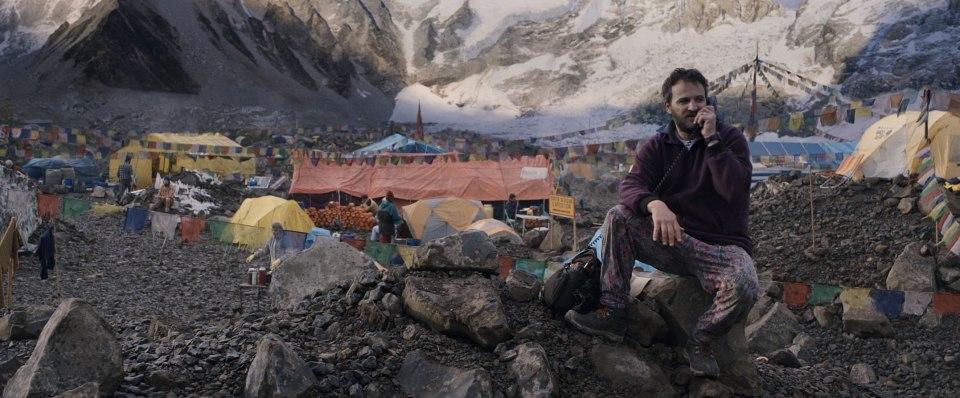 Jason Clarke í Everest Baltasars Kormáks.