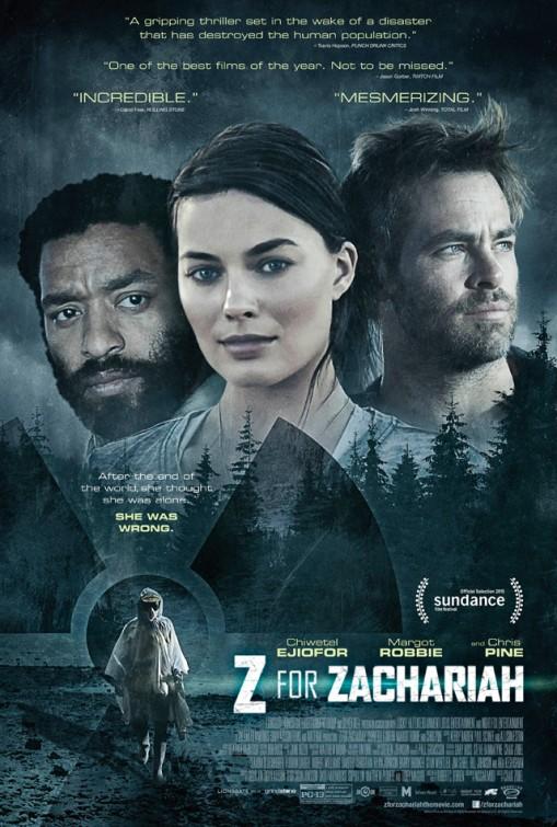 z for zachariah poster