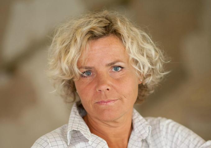 Anna Serner forstöðumaður Sænsku kvikmyndastofnunarinnar. /Mynd: Per Myrehed/SFI.se)