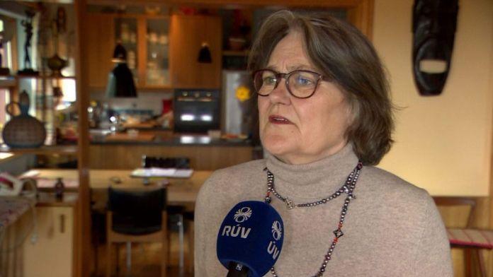 """Guðný Halldórsdóttir fær vilyrði 2017 fyrir """"Ævinlega velkomin"""""""