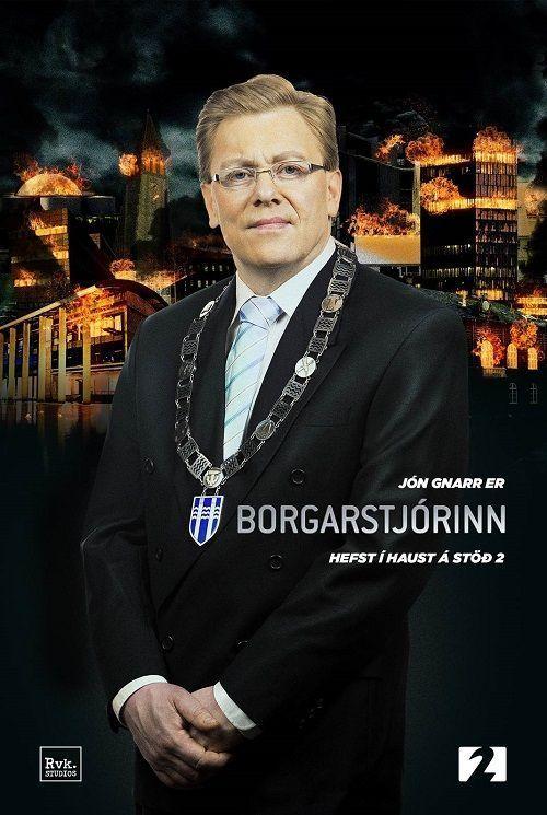 borgarstjórinn poster