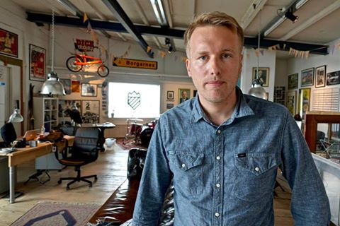 Andri Freyr Viðarsson.