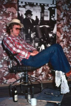 Björn Emilsson. Líklega tekið 1976.