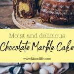Chocolate Marble Cake Recipe Klara S Life