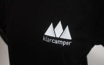 Die Entstehung des klarcamper Logos.