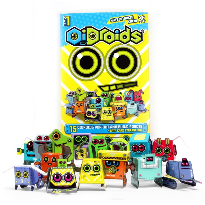 OiDroids Nuts n Bolts Set 1