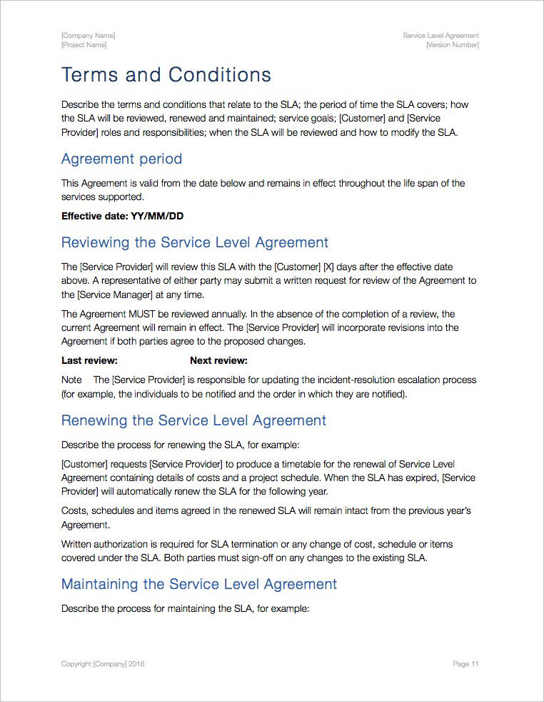 3.1 service scope the following services are covered by this agreement: Service Level Agreement Template Apple Iwork Pages Numbers Templates Forms Checklists For Ms Office And Apple Iwork