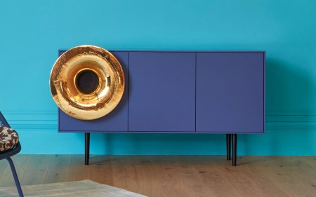 Caruso miniforms large music cabinet-
