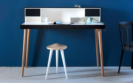 bardino bluetooth music dressing table