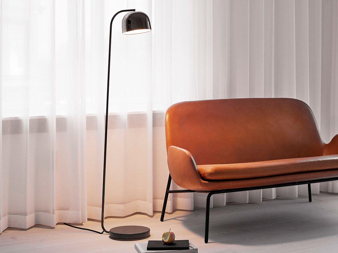 Floor lighting and lamps