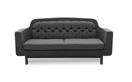 Onkel Sofa 2 Seater dark grey normann copenhagen