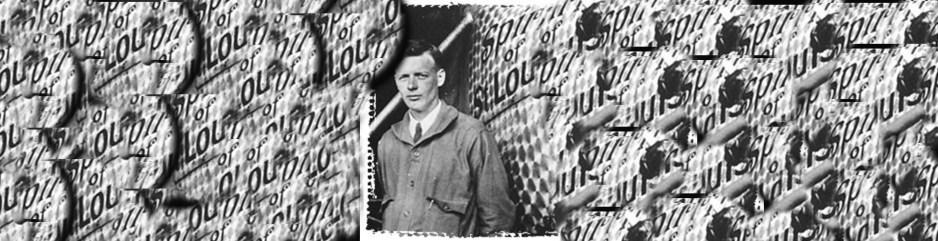 Charles Lindbergh's Rede gegen Kriegshetze in den USA