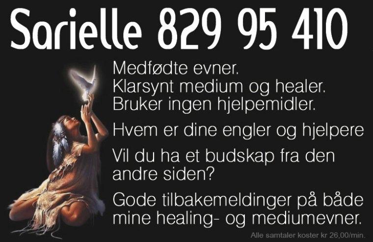 Klarsynt medium og healer