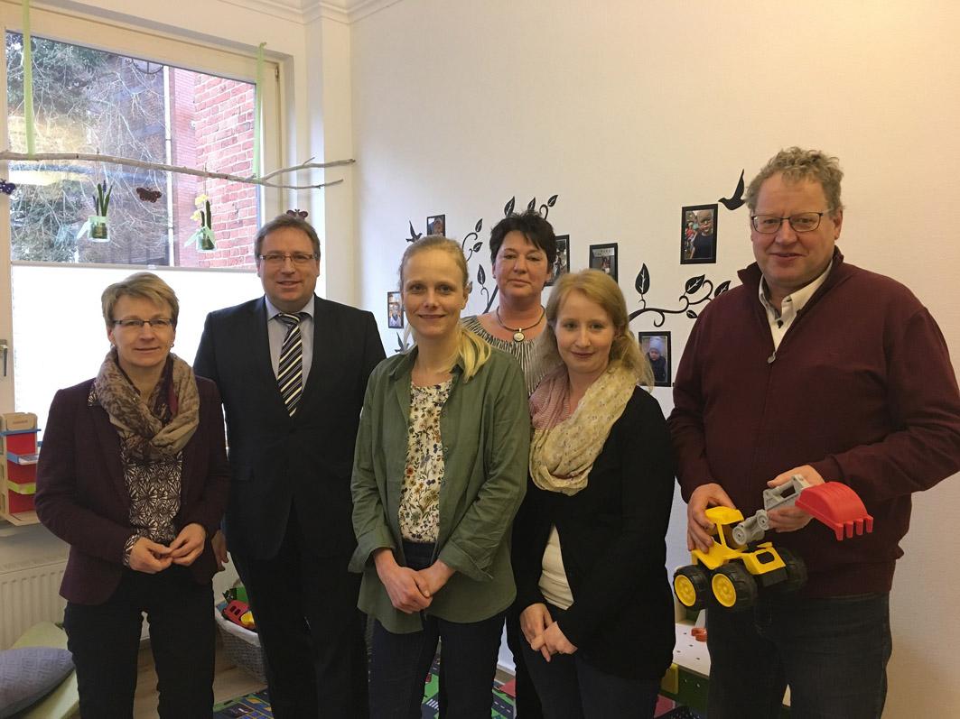 Ankums Nimmerland: Als Großtagespflege etabliert