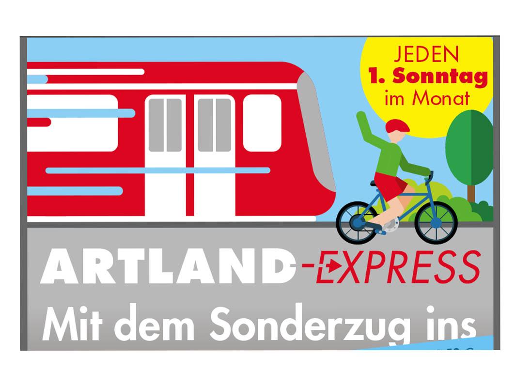 Ab Ankum & Osnabrück per Artland-Express