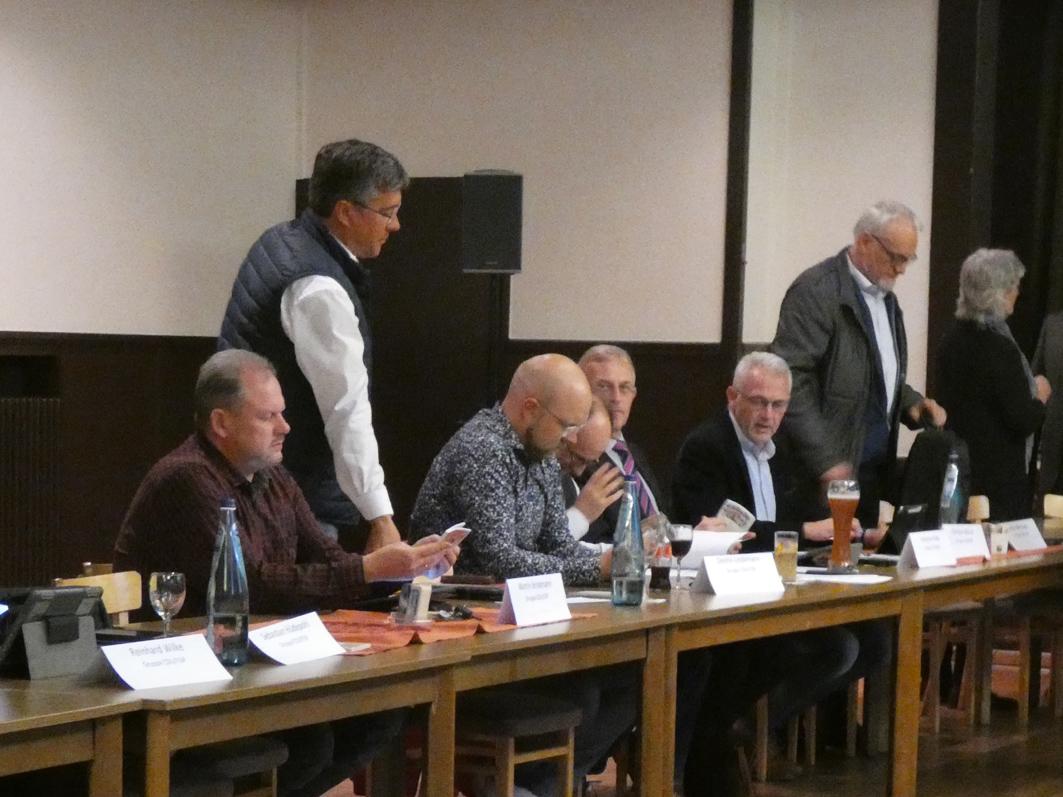 Paukenschlag: Brinkmann tritt UWG-Fraktion bei