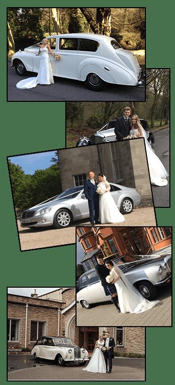 wedding car package northern ireland