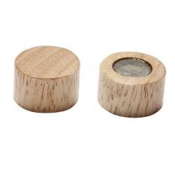 Træ magnet - Hübsch