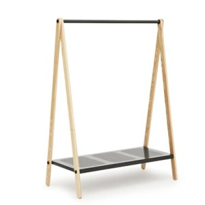 Normann Copenhagen Toj Clothes Rack Large grey