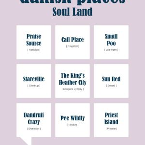 Danish Places - Soul Land