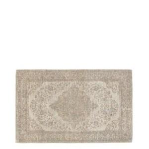 Nordal Pearl tæppe - 60x90 - sand beige