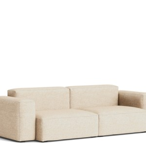 HAY Mags Soft Sofa - Low Arm - 2 1/2 Pers. - Bolgheri LGG60