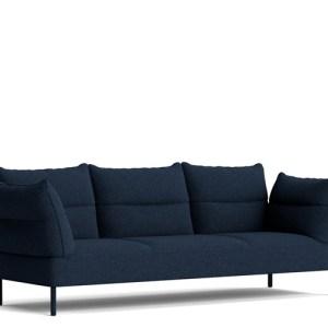 HAY Pandarine 3 Pers. Sofa - Reclining Arm - Flamiber - Dark Blue