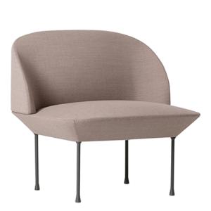 Muuto Oslo Lounge Chair - Fiord 551